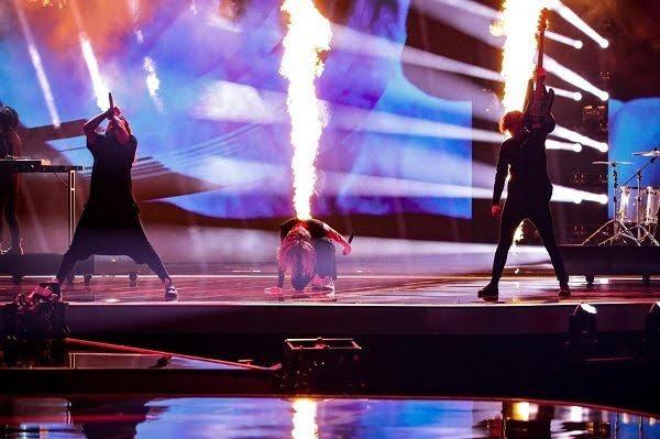 """Blind Channelin katseet tiukasti Euroviisujen semifinaalissa – """"Show'sta tulee eeppinen"""""""