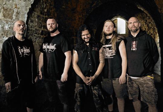 Blood Red Throne sopimukseen Nuclear Blastin kanssa: uusi albumi luvassa myöhemmin tänä vuonna