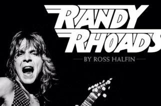 Randy Rhoadsista julkaistaan valokuvakirja – esipuheen kirjoittaa Ozzy Osbourne