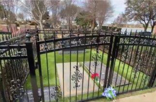 Uusi fanin kuvaama video Pantera-veljesten viimeiseltä leposijalta katsottavissa: haudat löytyvät nykyään ison turva-aidan takaa