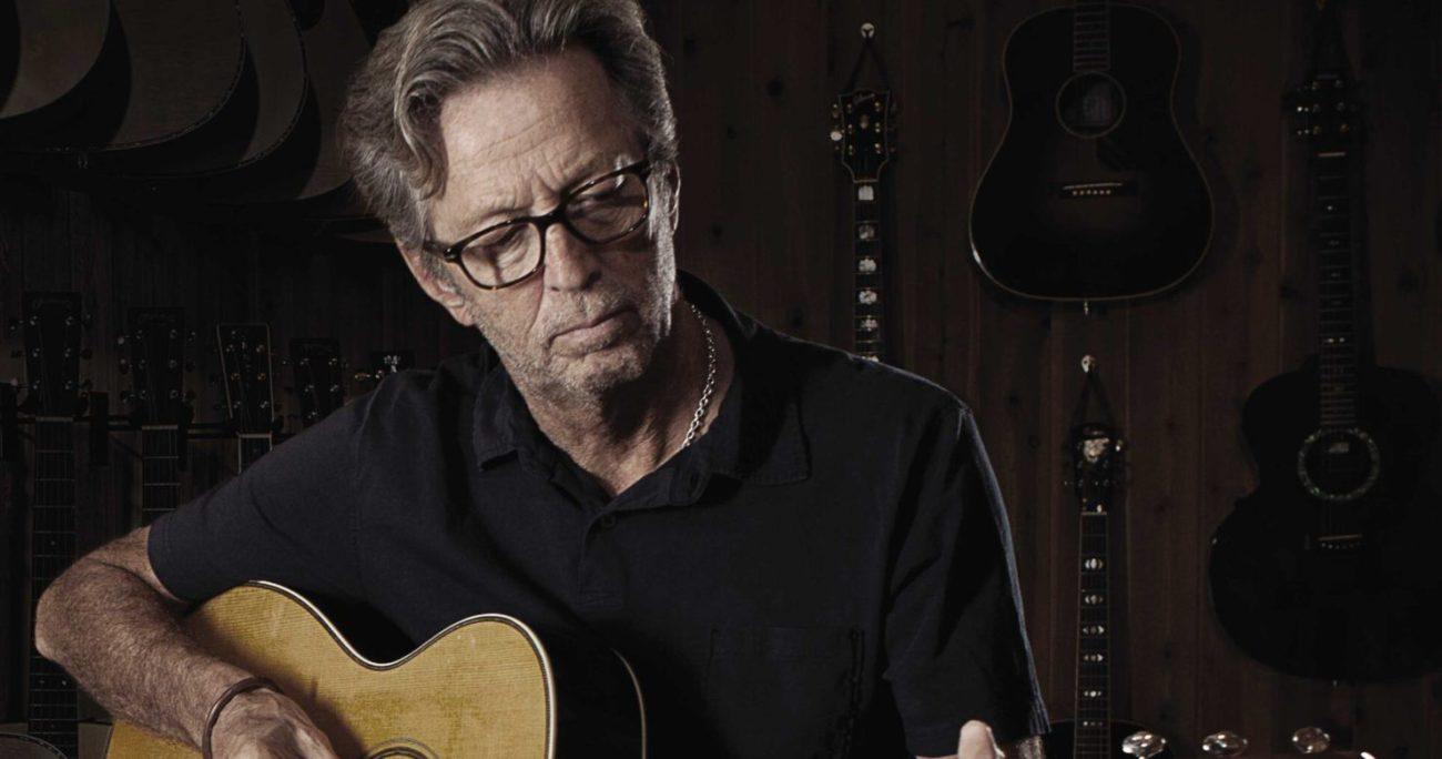 """Eric Clapton avautuu rajuista rokotusoireistaan: """"Pelkäsin, etten soita enää koskaan"""""""
