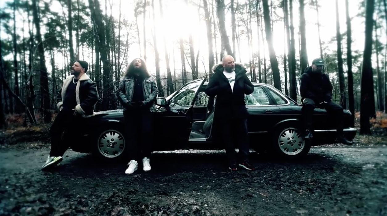 """Ranskalainen Hangman's Chair sopimukseen Nuclear Blastin kanssa: yhteistyön kunniaksi ilmestyi uusi """"Cold & Distant"""" -single videon kera"""