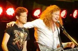 Verkossa leviää huhu Jason Newstedista liittymässä Megadethiin: Newstedin puoliso ampuu alas huhut