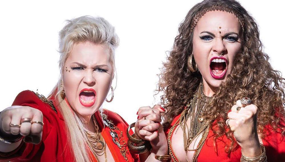 """Vapise Judas Priest! Laurenne/Louhimon ensimmäinen kappale """"Bitch Fire"""" kuunneltavissa"""