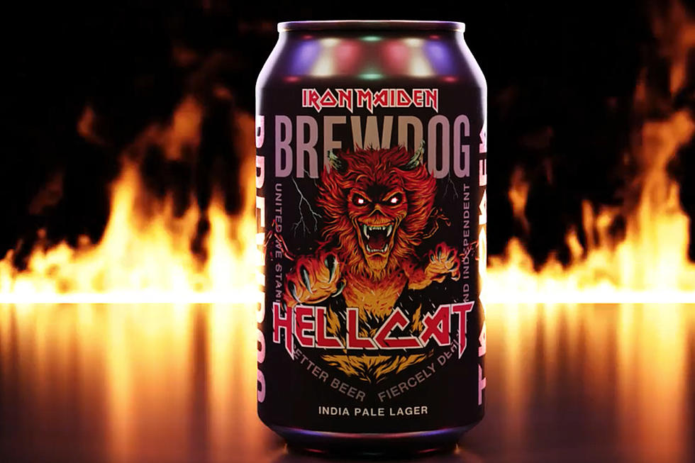Iron Maidenilta uusi Hellcat-olut Trooper-valikoiman rinnalle