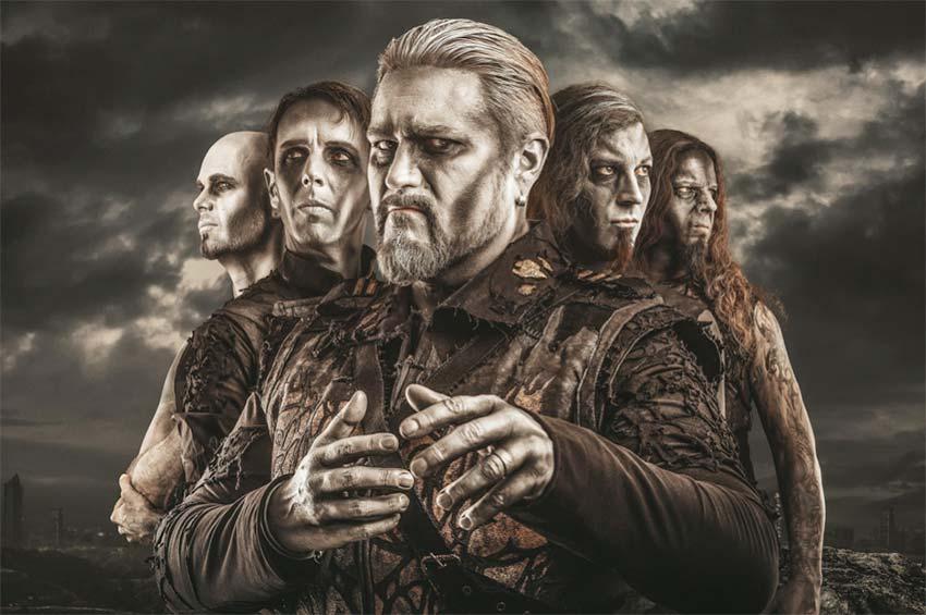 "Powerwolf julkaisi uuden ""Call Of The Wild"" -albuminsa"