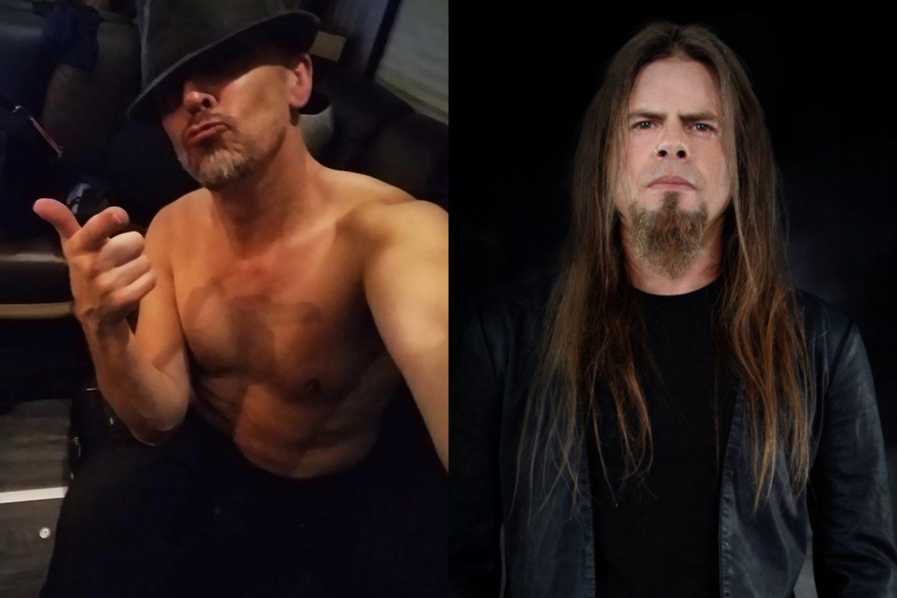 Queensrÿchen ja bändistä vieraantuneen rumpali Scott Rockenfieldin välillä tapahtuu kummia