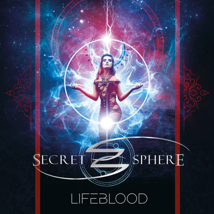 """Uutta suuntaa vanhan laulajan voimalla – Arvostelussa Secret Sphere – """"Lifeblood"""""""