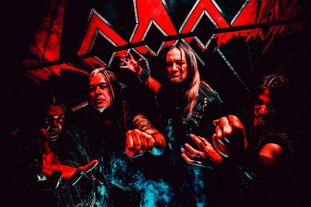 """Sodomin tulevan """"Bombenhagel""""-EP:n kansitaide ja kappalelista julki"""