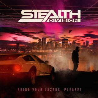 """Retromusiikkia suoraan avaruuden syövereistä – arviossa Stealth Divisionin debyyttijulkaisu """"Bring Your Lazers, Please!"""""""