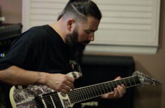 """Deftonesin Stephen Carpenter julkaisi soittovideon kappaleelle """"Romantic Dreams"""""""
