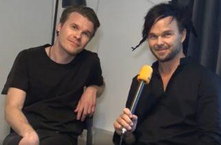 """""""Uuden albumin julkaisua kaavaillaan keväälle 2022"""": KaaosTV:n videohaastattelussa tänään uuden """"Bones""""-kappaleen julkaissut The Rasmus"""