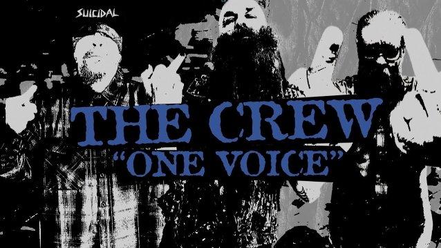 """Suicidal Tendencies, Rancid sekä Pennywise -muusikoilta uusi yhtye The Crew: ensimmäinen kappale """"One Voice"""" kuunneltavissa"""