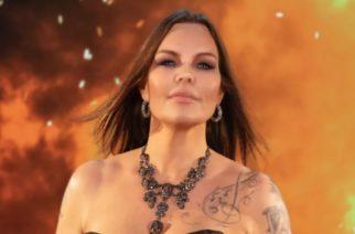"""Entinen Nightwish-solisti Anette Olzon julkaisi uuden kappaleen """"Sick Of You"""": uusi albumi """"Strong"""" ulos syyskuussa"""