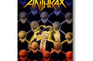 """Anthrax aikoo julkaista sarjakuvaromaanin """"Among The Living"""" -albumiin perustuen"""