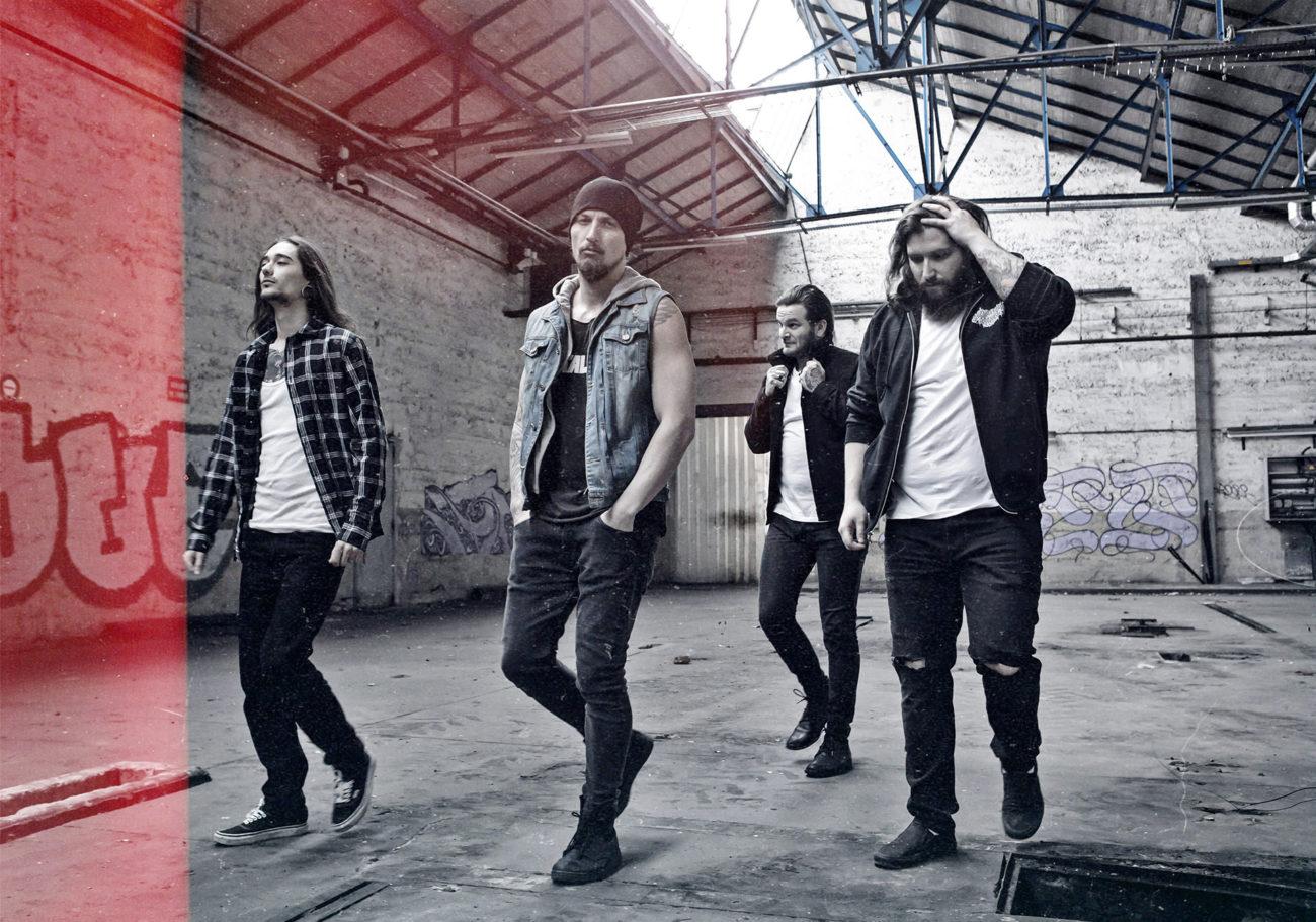 Ranskalainen metalliyhtye Dagoba kiinnitetty Napalm Recordsille