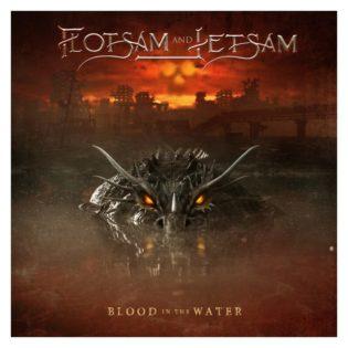 """""""Eräs vuoden tykeimpiä hevikiekkoja"""" – arvostelussa Flotsam And Jetsamin """"Blood In The Water"""""""