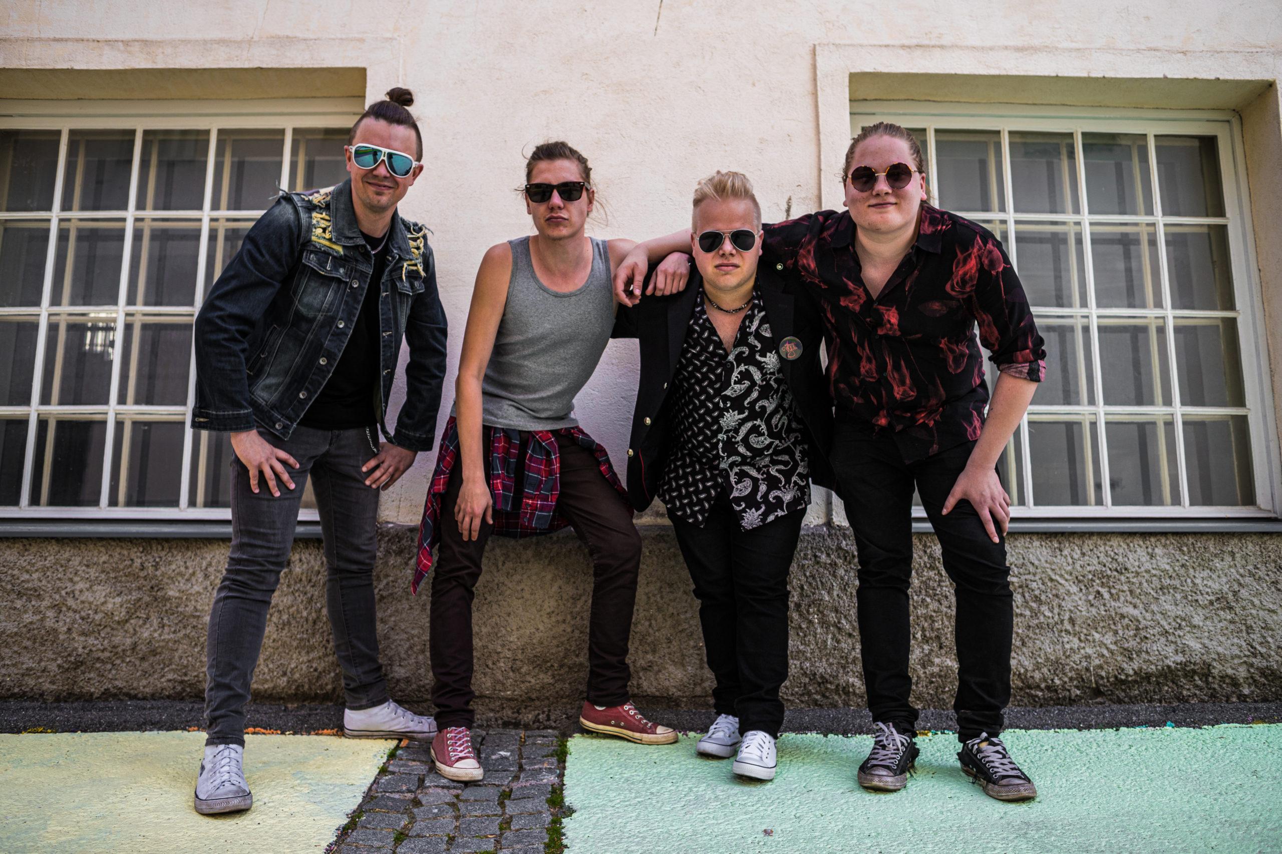Kormuksella uusi kokoonpano ja Eppu Normaali -cover singlenä