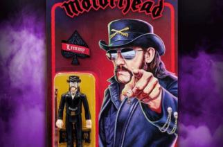 Tästä vieras lasten teekutsuleikkeihin: Motörheadin Lemmy Kilmisterista julkaistiin taas uusi lelufiguuri