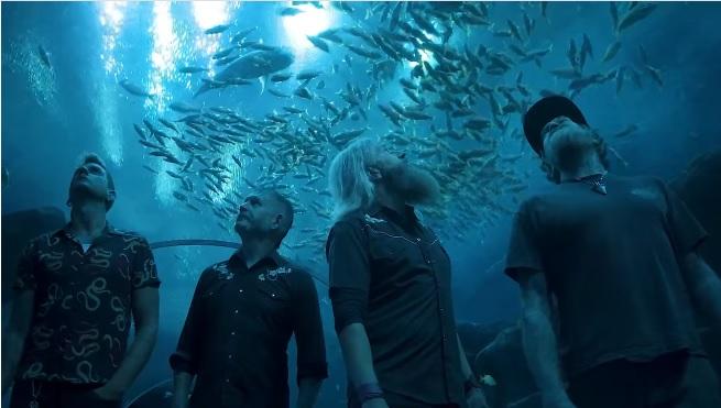 Mastodon soittaa faneille ainutlaatuisen keikan maailman suurimmassa akvaariossa heinäkuussa
