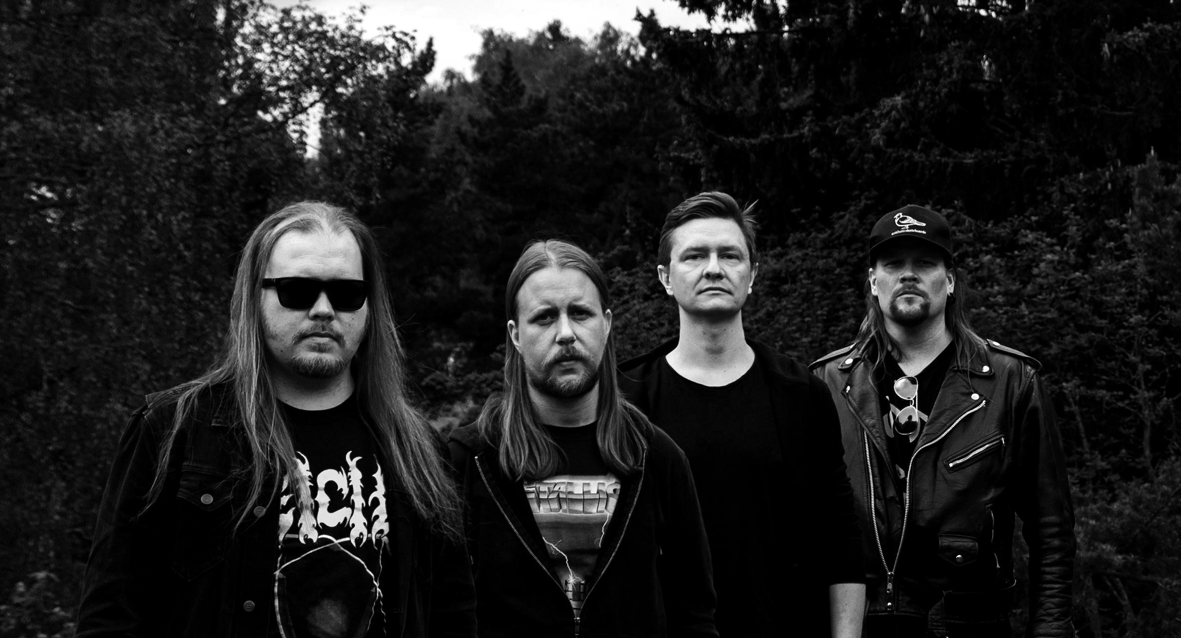 Old school death metalista ammentava Noutaja julkaisi ensimaistiaisen syksyllä julkaistavalta EP:ltä