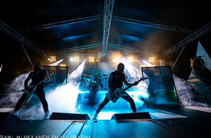 Festivaalikesän avaus – Katso kuvat Kotka Open Airin avauspäivältä