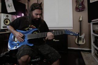 "Deftonesin Stephen Carpenter julkaisi soittovideon kappaleesta ""You've Seen The Butcher"""