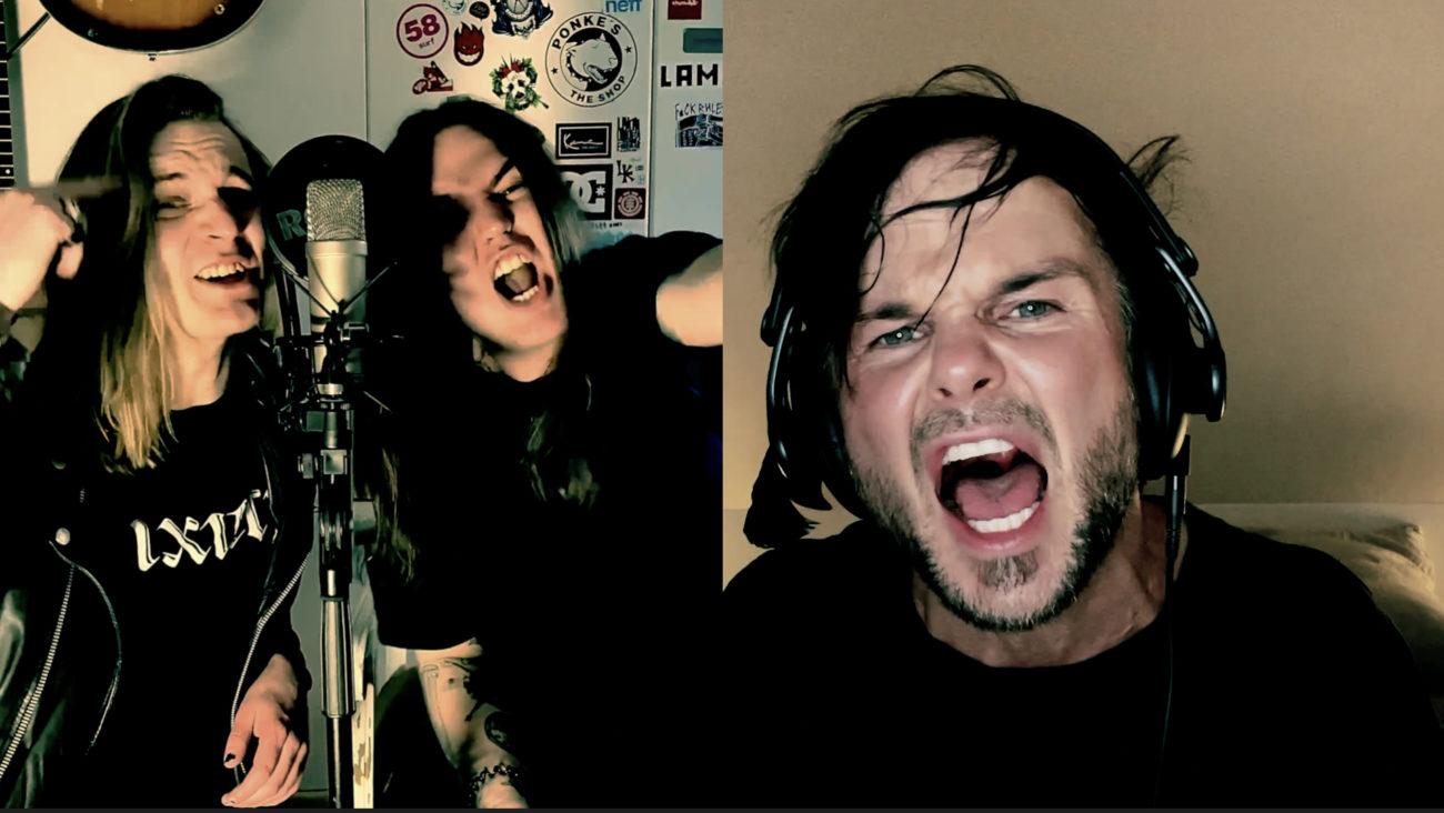 "The Rasmuksen Lauri teki coverin Blind Channelin ""Dark Side"" -kappaleesta!"