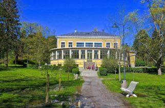Historiallinen Villa Sandviken herää uuteen loistoon konserttisarjan myötä tänä kesänä