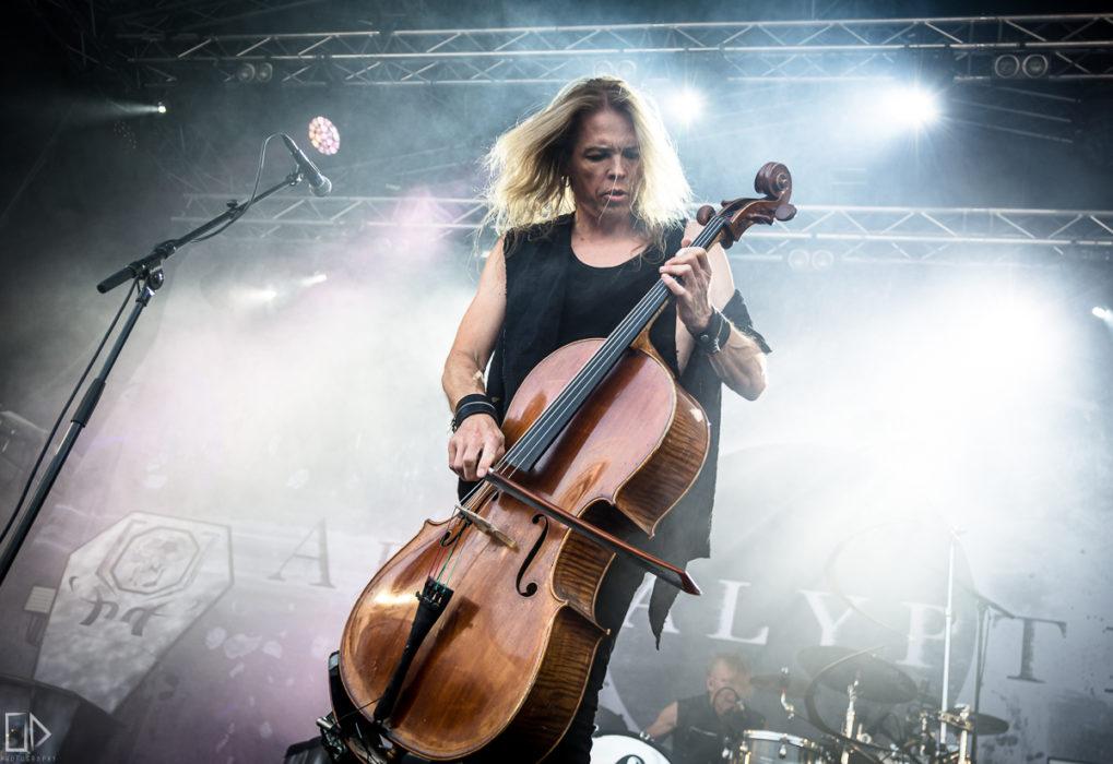 Apocalyptican keikka ja SaariHelvetti-festivaali järjestetään tällä viikolla Tampereella