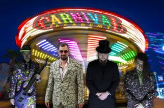 """Metalcorea ja elektronista musiikkia esittävä kotimainen Carnival Academy julkaisi uuden kappaleen """"Night Market"""""""