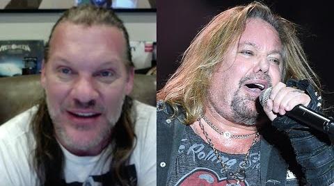 """Chris Jericho: """"On surkeaa nähdä Vince Neil niin huonossa kunnossa"""""""