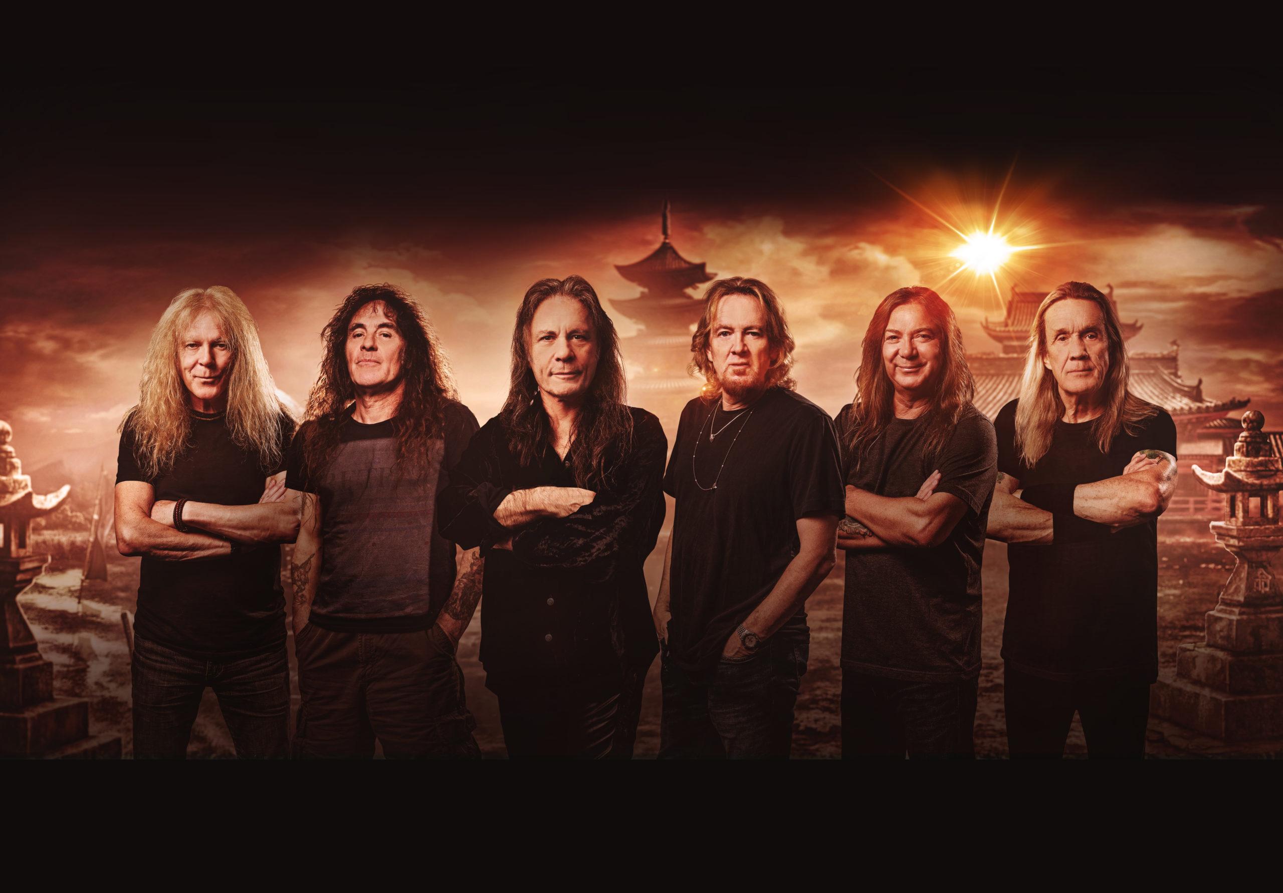 """Iron Maiden jatkaa animoitujen musiikkivideoiden julkaisua: Tällä kertaa vuorossa video """"Stratego"""" -kappaleesta"""