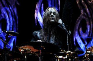 Joey Jordison soitti Slipknotissa vuosina 1995-2013.