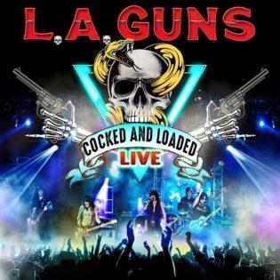 "Kuin aikamatka glam rockin kulta-ajoille – arviossa L.A. Gunsin ""Cocked And Loaded Live"" -livetaltiointi"