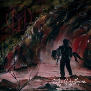 """Synkkää metallia kesäiltoihin – arvostelussa Mortyfearin """"My Dystopia"""""""