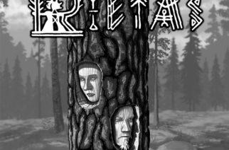 """Lappihenkistä folk metalia suoraan pohjoisesta – arviossa Rietas-yhtyeen debyyttialbumi """"Ikiaikainen"""""""