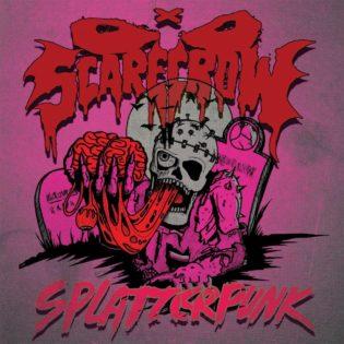 """""""Crossoverin verisillä apajilla"""" – arvostelussa Scarecrow'n """"Splatterpunk"""""""