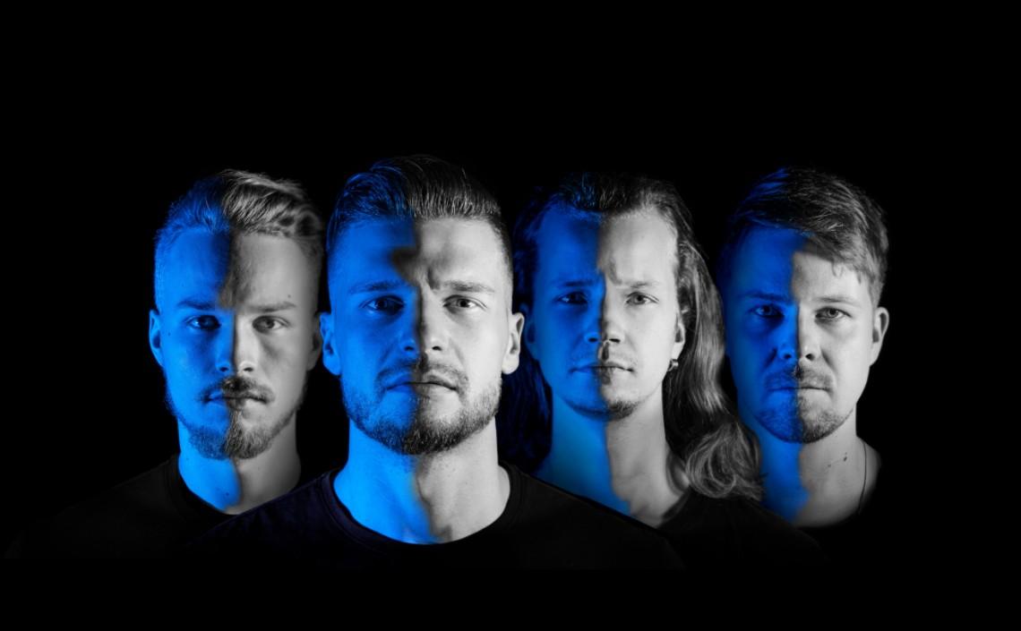 """Aston Kalmarin julkaisi uuden """"Sininen huone"""" EP:n ja paljasti samalla loppuvuoden keikkakalenterin"""