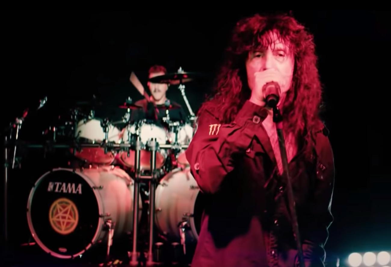 """Anhrax juhlisti 40-vuotispäiviään streamkeikalla – """"The Devil You Know"""" -liveveto katsottavissa"""