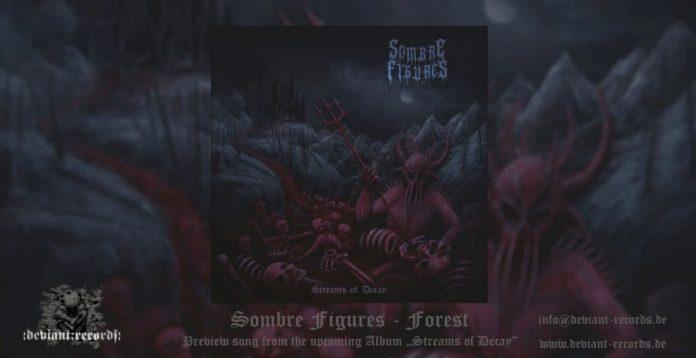 """Sombre Figuresin debyyttialbumi """"Streams Of Decay"""" kuunneltavissa"""