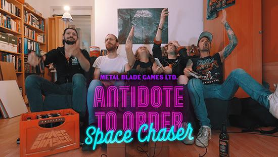 """Space Chaser julkaisi musiikkivideon kappaleelleen """"Antidote To Order"""""""