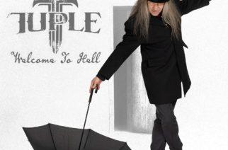 """Tuplen toinen sooloalbumi on kunnianosoitus kasarin kultasoundeille – arvostelussa Tuple Salmelan """"Welcome to Hell"""""""