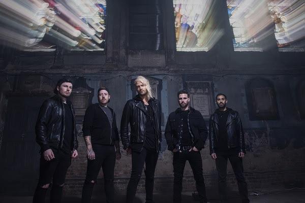 """The Raven Age julkaisee uuden """"Exile"""" -albuminsa syyskuussa: kuuntele """"No Man's Land"""" -kappale lyriikkavideon kera"""