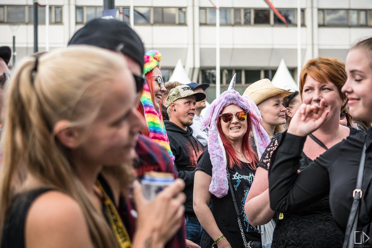 Tulimerta ja iloisia jälleennäkemisiä: Rock In The City – kiertue polkaistiin käyntiin Lappeenrannasta