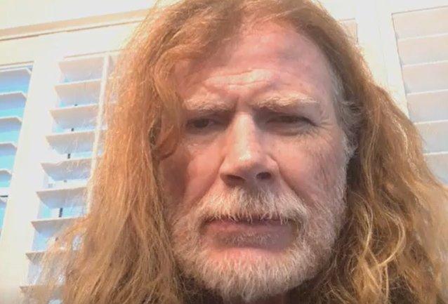 Megadethin Dave Mustaine kertoo elämästä ja urastaan pitkässä haastattelussa