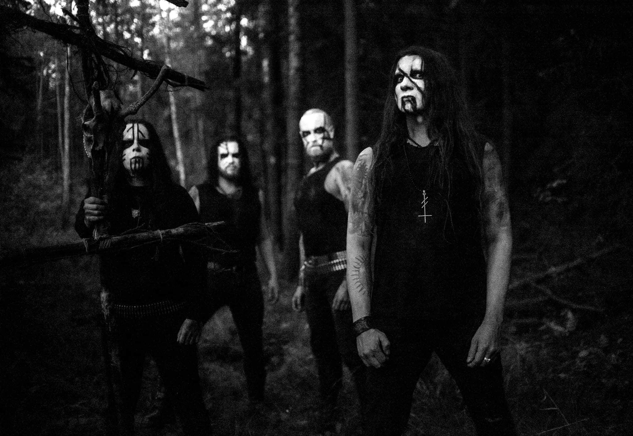 Puolalainen dödis-yhtye Hate julkaisi tulevan albumin tietoja