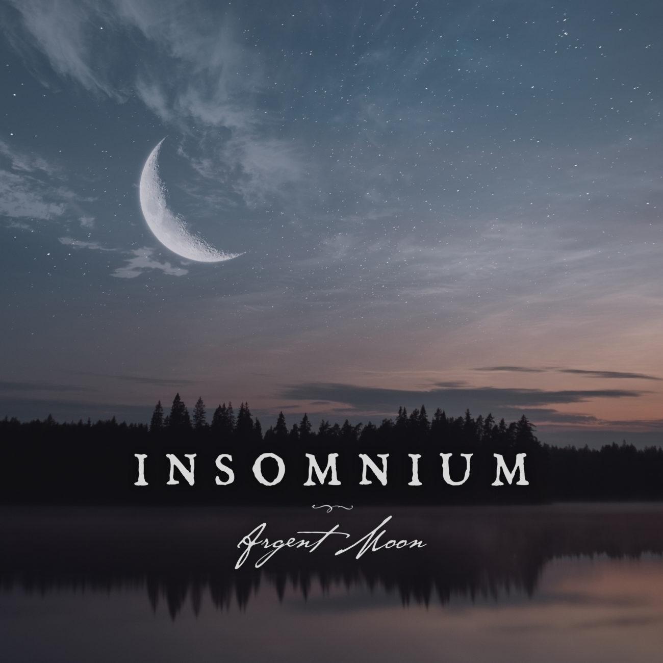 """Tunnelmallista ja varman laadukkaasti tuotettua, mutta yllätyksetöntä ja perusvarmaa – arviossa Insomniumin uusi """"Argent Moon"""" -EP"""