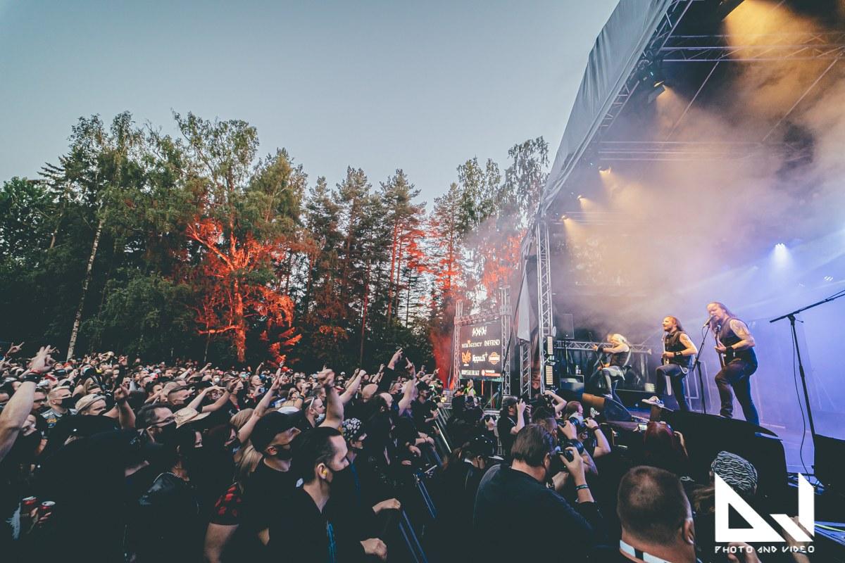 Seinäjoki Metal Festival aloittaa Pohjanmaan metallivuoden!