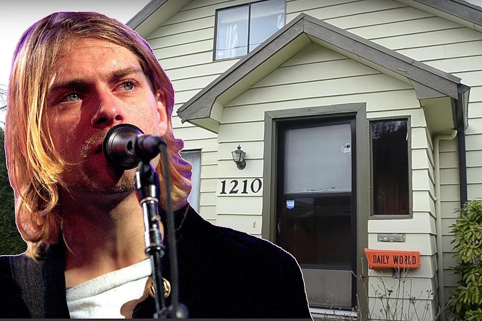Kurt Cobainin lapsuuden koti muutetaan museoksi: museo avautuu vuoden 2022 alussa